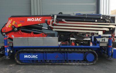 Paradepaardje Mojac R545 Hybride